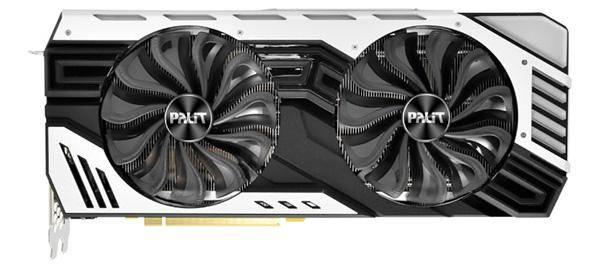 Palit GeForce RTX 2070 SUPER 1605 MHz PCI-E 3.0 8192 MB 14000 MHz 256 bit HDMI