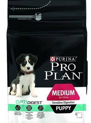 Purina Pro Plan Optidigest ягненок с рисом