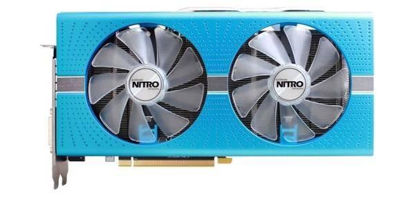 Sapphire Nitro+ Radeon RX 590 1560 MHz PCI-E 3.0 8192 MB 8400 MHz 256 bit DVI 2xHDMI