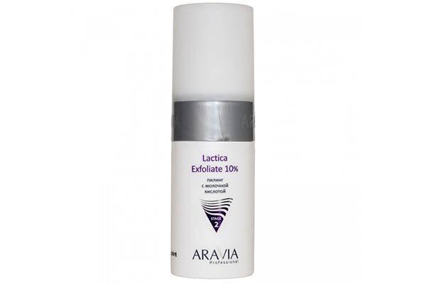 Aravia Professional пилинг с молочной кислотой (stage 2)