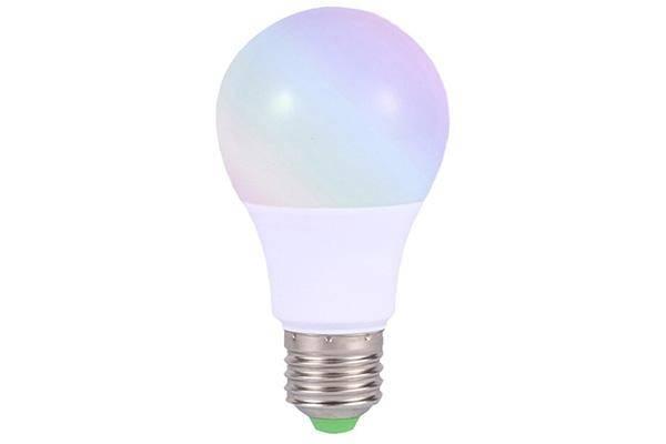 Gbkof E27/E14/GU10 rgb led bulb