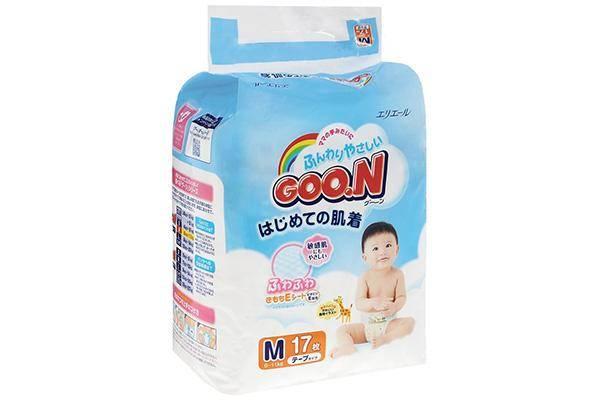 Goo.n M (6-11 кг)
