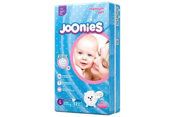 Joonies L (9-14 кг)