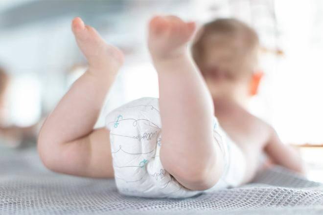 Лучшие детские подгузники