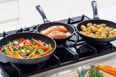 Лучшие гранитные сковородки