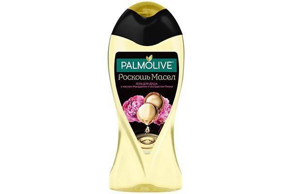 Palmolive Роскошь масел с маслом макадамии и экстрактом пиона