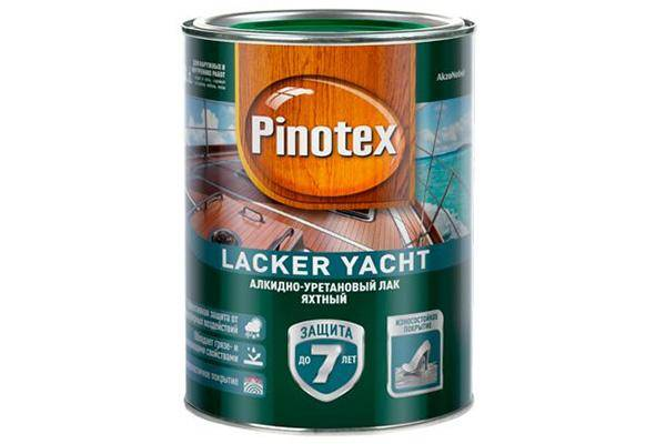 Pinotex Lacker Yacht полуматовый