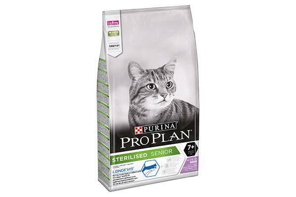 Purina Pro Plan Sterilised 7+