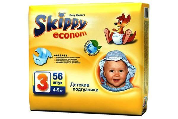 Skippy Econom 3 (4-9 кг)