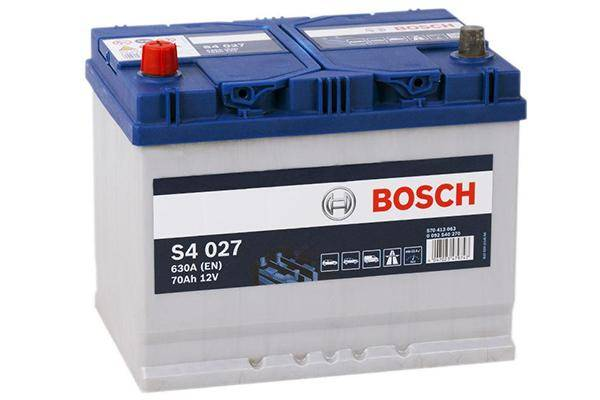 Bosch S4027 70L 630A