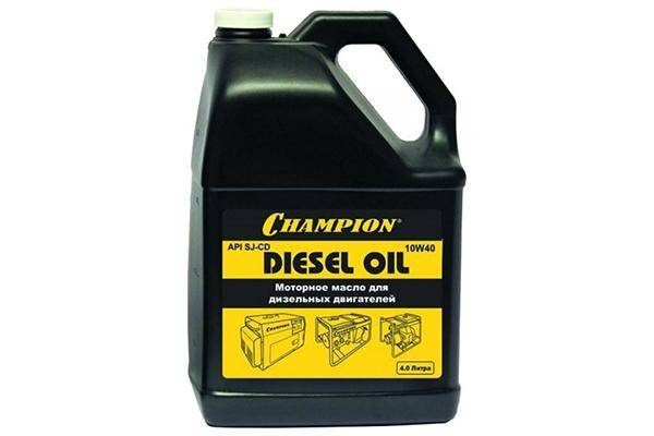 Champion Diesel Oil 10W-40