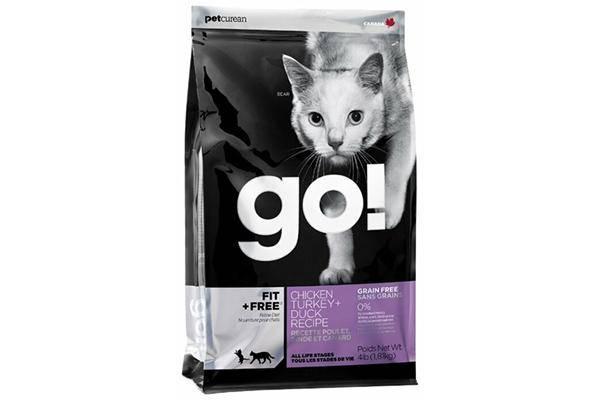GO! Fit + Free беззерновой, для здоровья кожи и шерсти