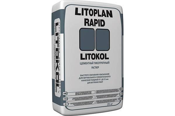 Litokol Litoplan Rapid