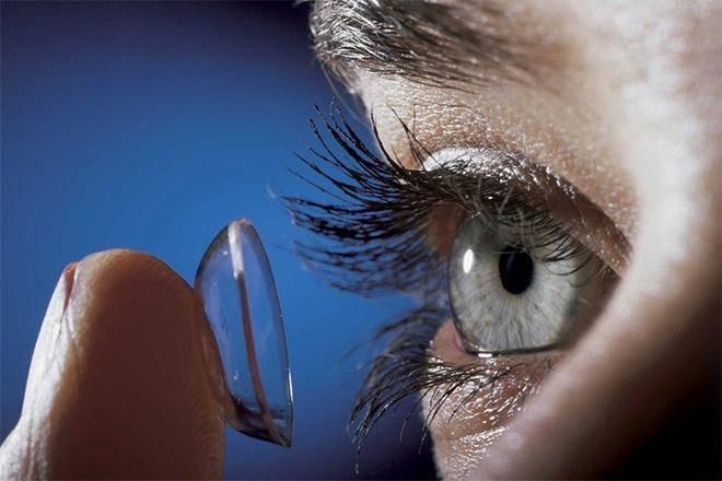 Лучшие контактные линзы