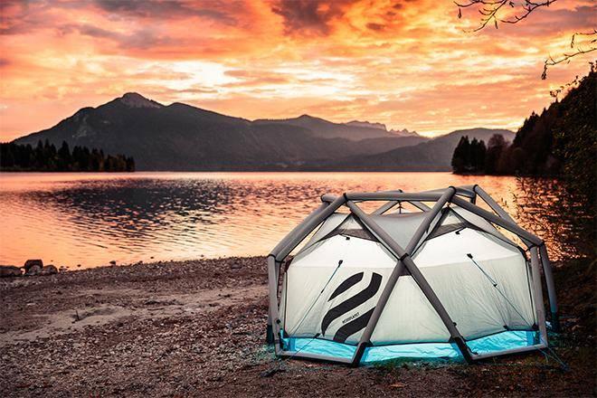 Лучшие палатки