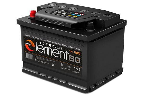 Smart Element 60 А/ч 480 А