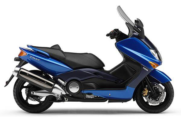 Yamaha T MAX 500 SJ02J