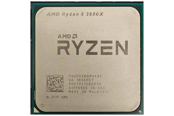 AMD Ryzen 5 Pinnacle Ridge