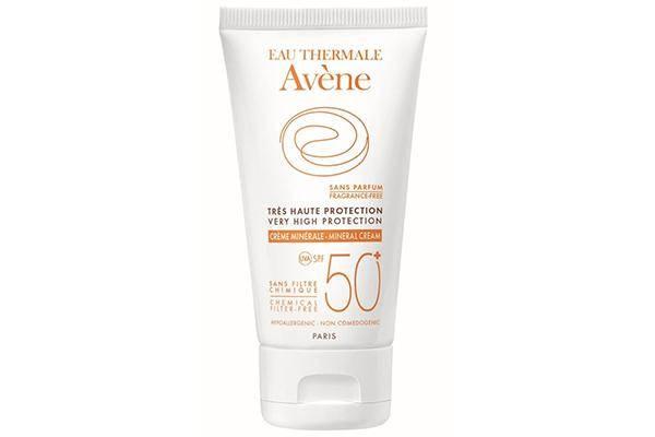 Avene High Protection Mineral Cream SPF 50