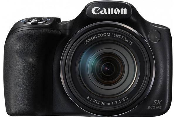Canon Power Shot SX540 HS