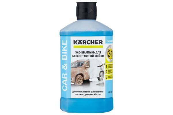 Karcher Ultra Foam Cleaner «3 в 1» (6.295-744.0)
