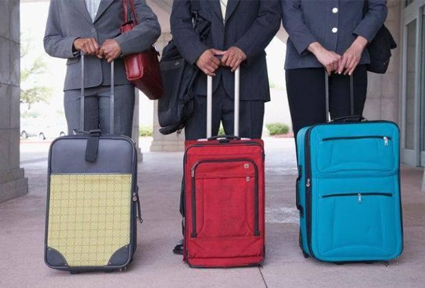 Лучшие чемоданы на колесах