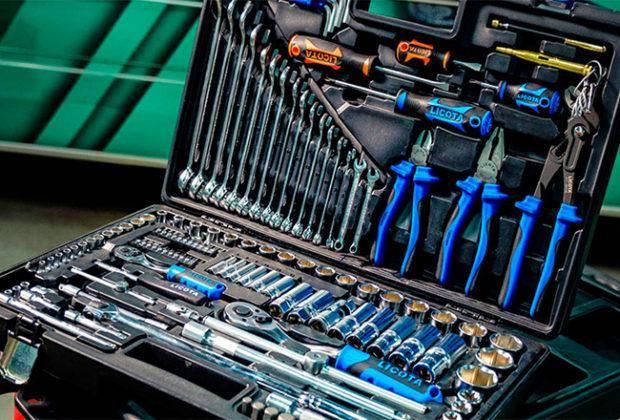 Лучшие наборы инструментов