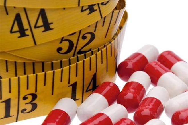 Лучшие таблетки для похудения
