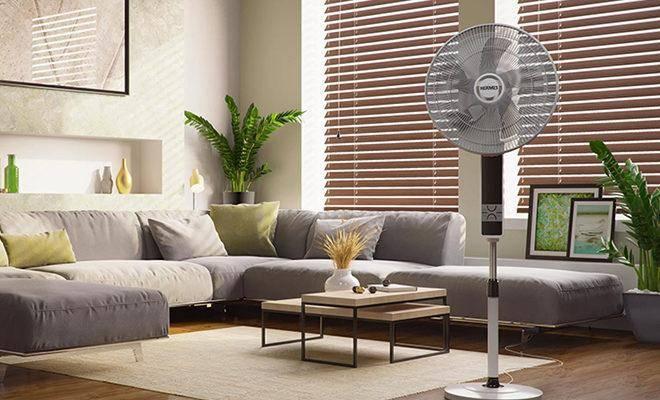Лучшие вентиляторы для дома