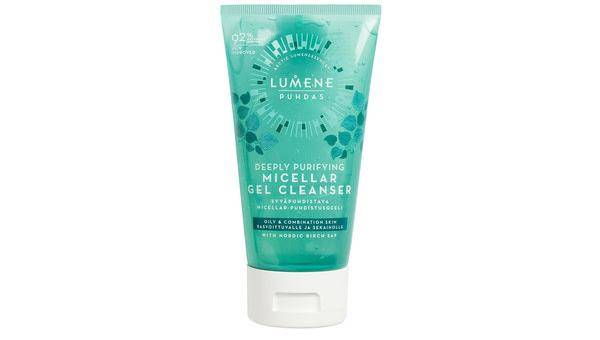 Lumene Deep Purifying Gel