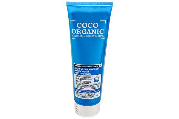 Organic Shop Coco Organic naturally professional