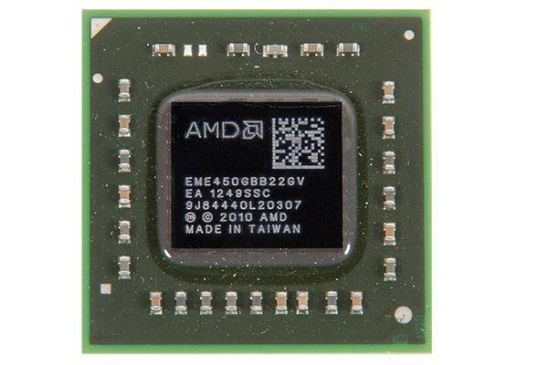 AMD E-450 EME450GBB22GV BGA413 (FT1)