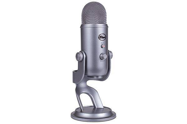 Blue Microphones Yeti (Cool Grey)