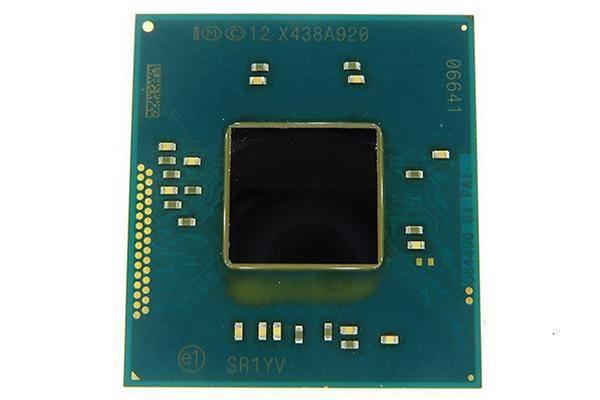 Intel Pentium Mobile BGA1170 SR1YW N3540