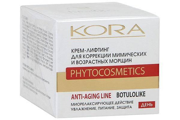 Kora-лифтинг для коррекции мимических и возрастных морщин