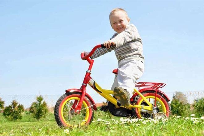 Лучшие детские велосипеды