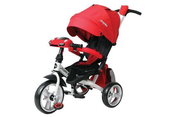 Moby Kids Leader 360° 12x10 EVA Car