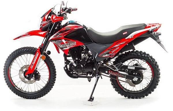 Motoland XR250 NC