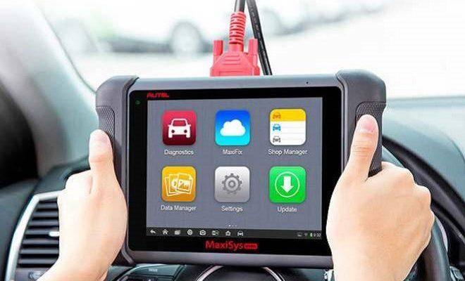 Автосканер для диагностики автомобиля