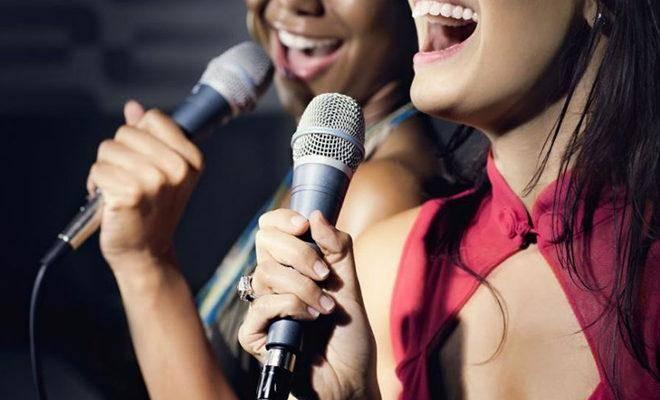 Лучшие микрофоны для караоке