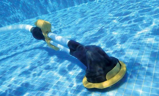 Лучшие пылесосы для бассейна