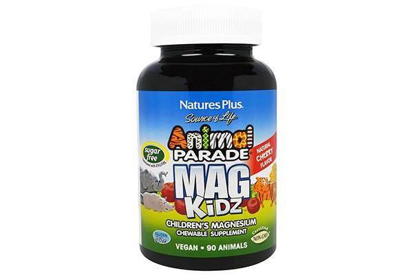 Nature's Plus Animal parade Mag Kidz children's magnesium