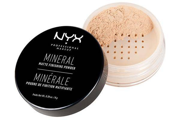 NYX Mineral Fishing Powder