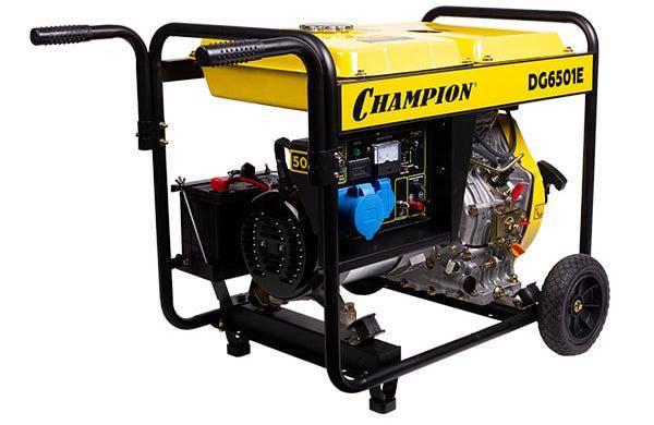 Champion DG6501E (5000 Вт)