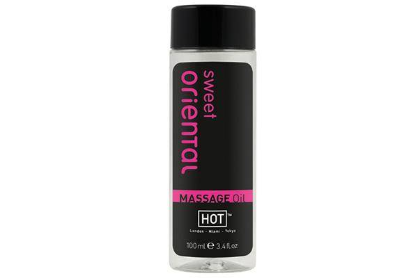 Hot Oriental Sweet Massage Oil