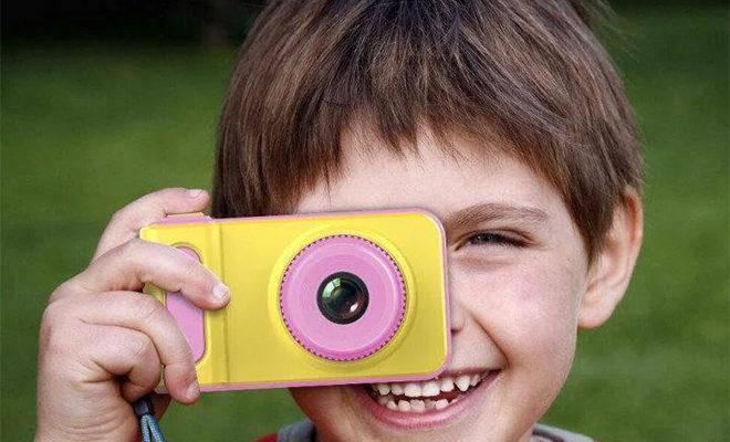 Лучшие детские цифровые фотоаппараты