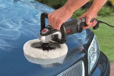Лучшие полировальные машины