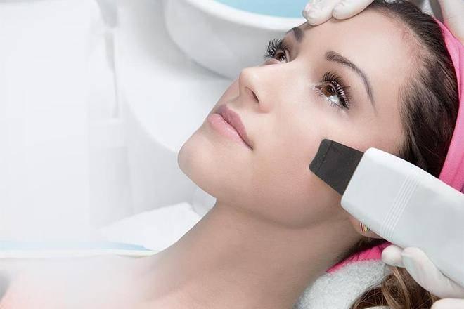 Лучшие ультразвуковые аппараты для чистки лица