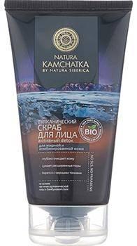Natura Siberica Natura Kamchatka Вулканический активный detox