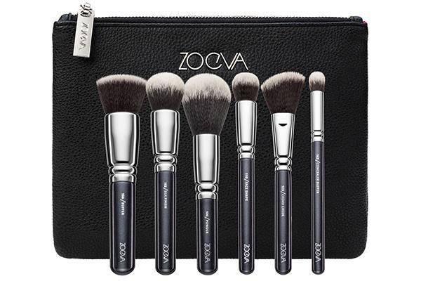Zoeva Professional Brush Set Vegan Face